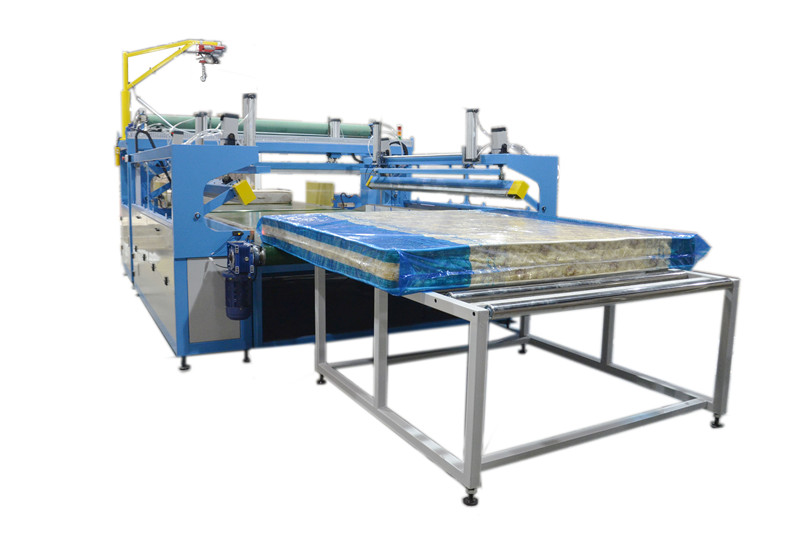 film packaging machine Mattress