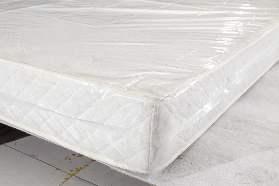 clear mattress pe bag