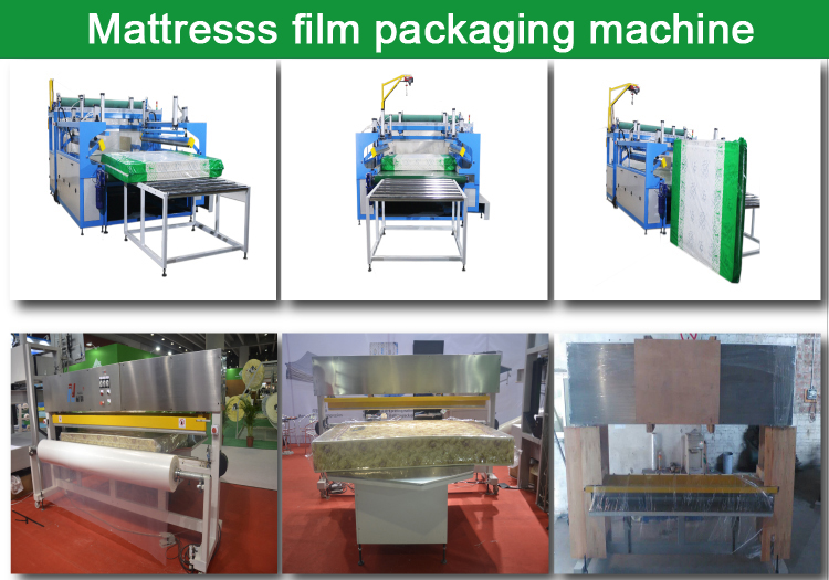 mattresss film packaging machine