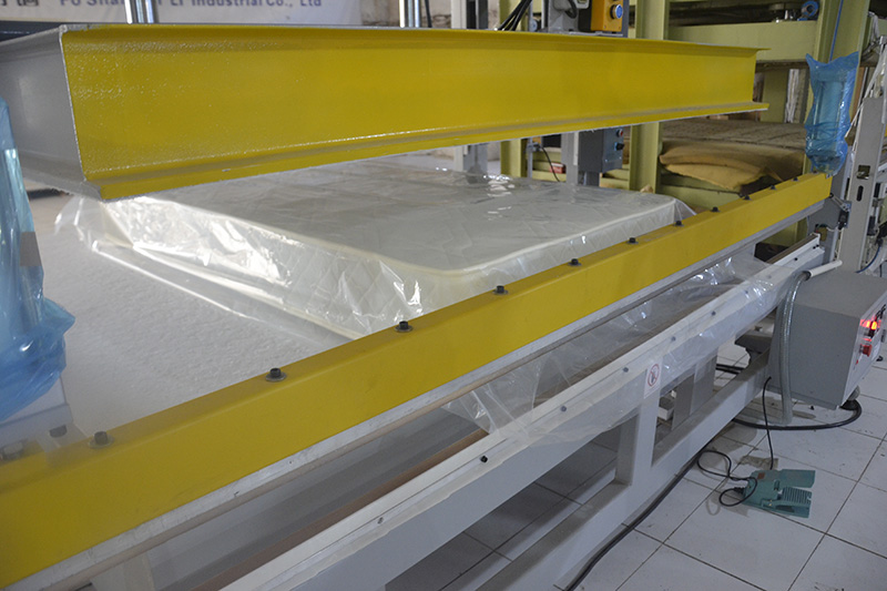 mattress pressing machine