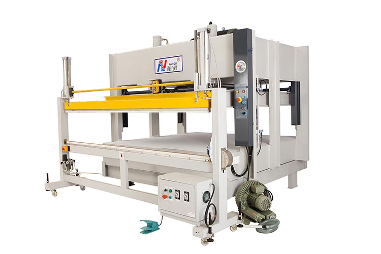 mattress compression packaging machinery