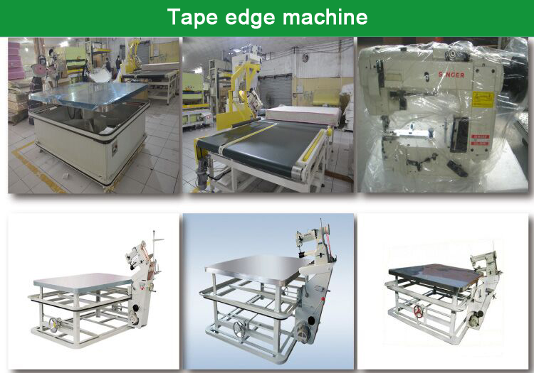 tape edge machine