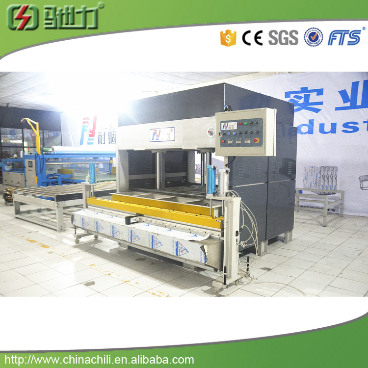 NG-31M Foam automatic compression machine foam packing machine